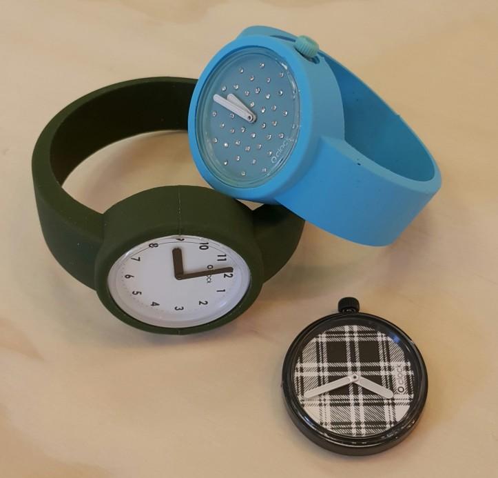 Detalhe relógio - loja Obag. Achados em Praga por Fernanda Prats @pratserie