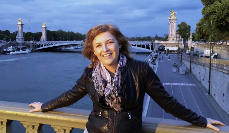 Fernanda Prats - Paris bridges @pratserie