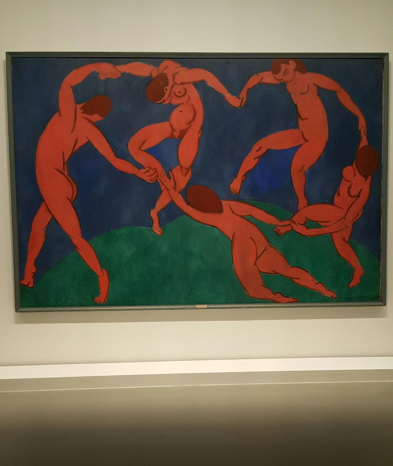 Matisse painting - Louis Vuitton Foundation Paris @pratserie