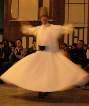 whirling derviches - Istanbul @pratserie