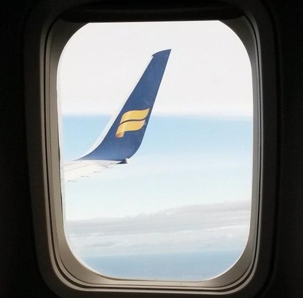 Viajando para a Islândia