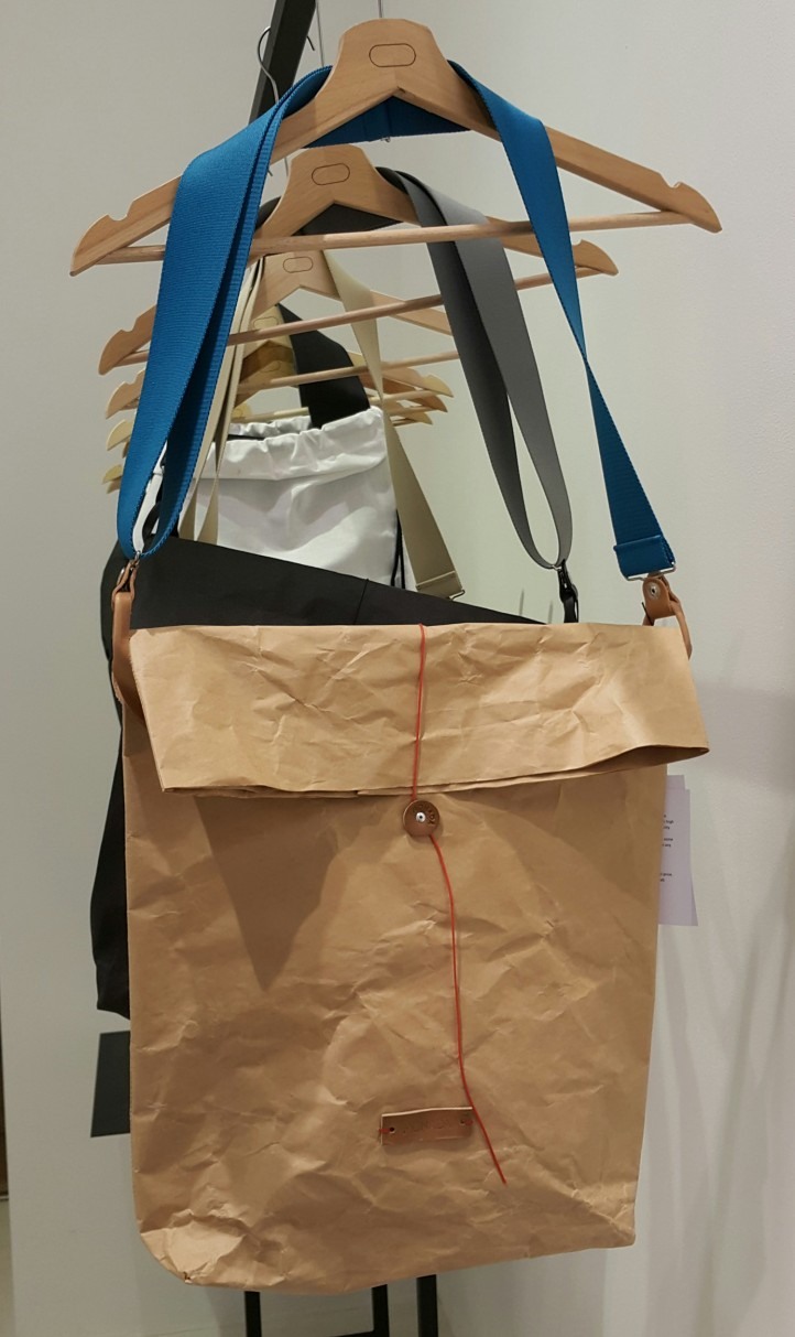 Prague Fashion - creative bags at Showroom @pratserie