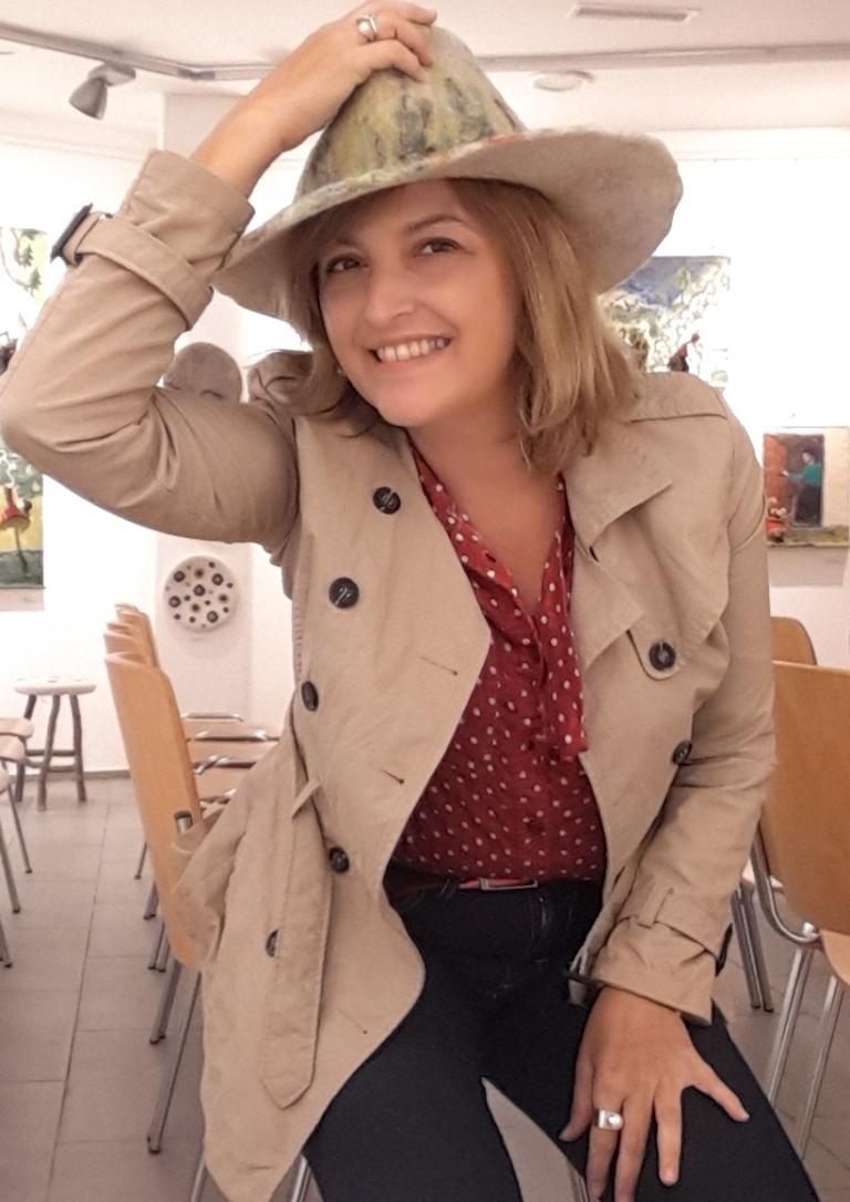 Fernanda Prats - Liubliana , Slovênia @pratserie