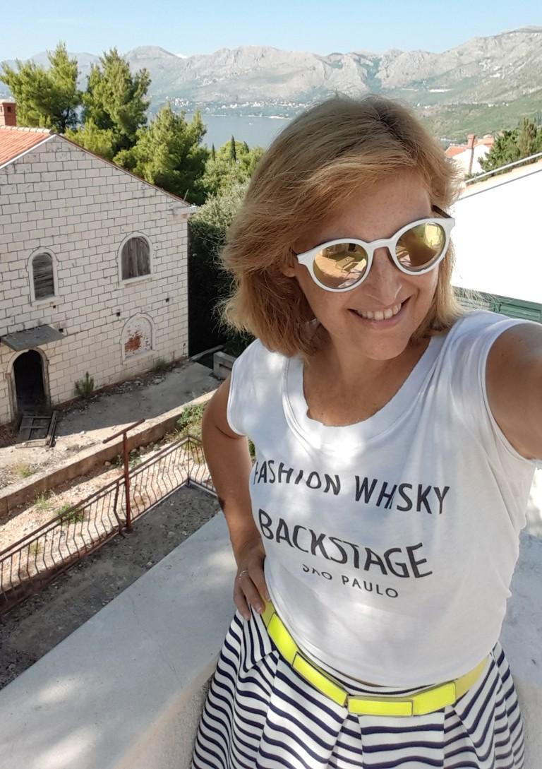 Fernanda Prats summer look @pratserie