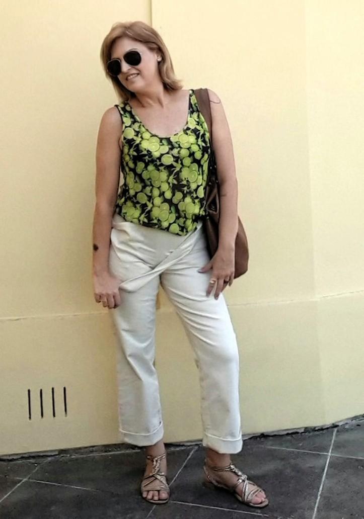 Fernanda Prats casual look @pratserie