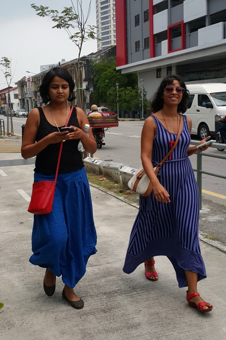 Geetika and Anooja - Remote Year @pratserie