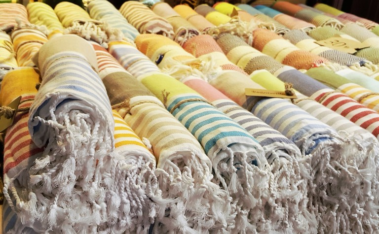 turkish towels @pratserie