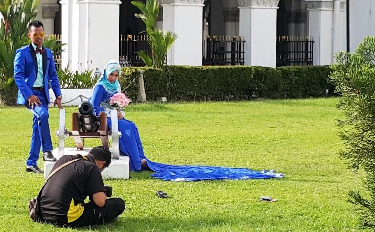 ensaio casamento viagem malasia