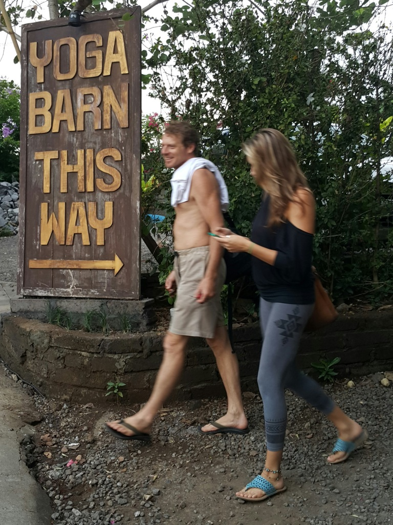 Yoga Barn Ubud Bai @pratserie