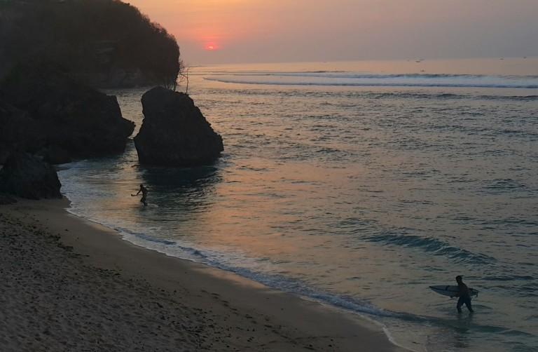 Bingun Beach Bali @pratserie