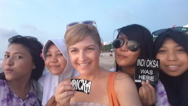 Fernanda Prats Selfie Bali @pratserie