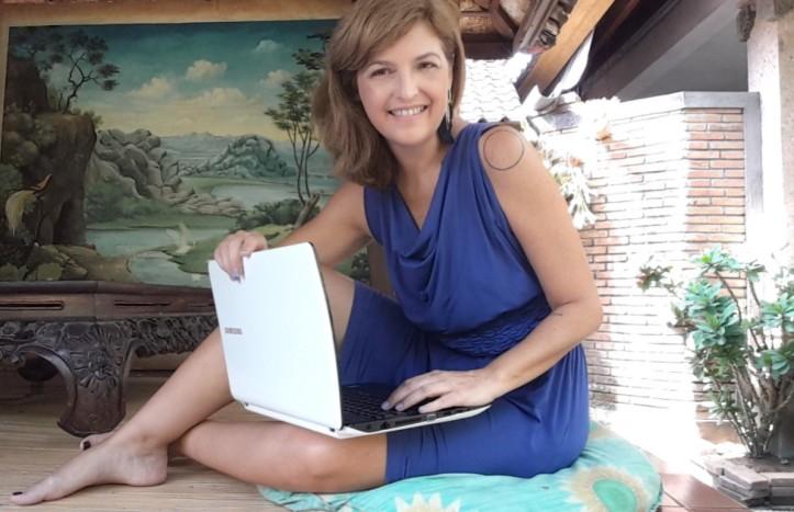 Nômade digital em Ubud, Bao (Fernanda Prats)