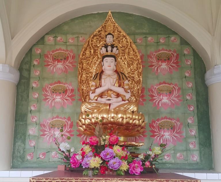 Templo em Penang, Malásia @pratserie