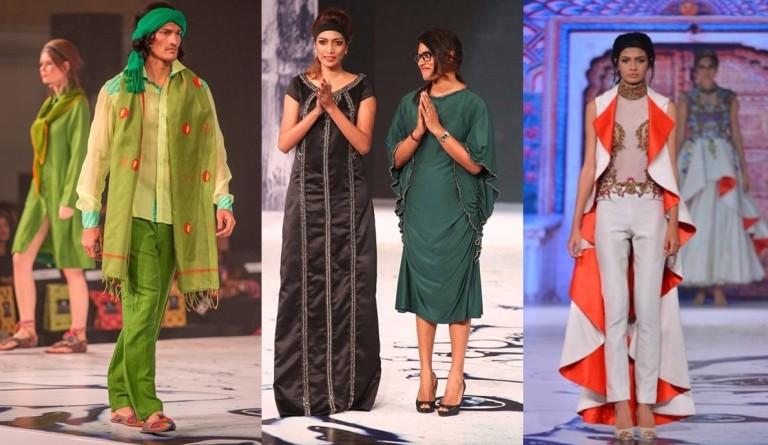 Desfiles de moda no Sri Lanka @pratserie