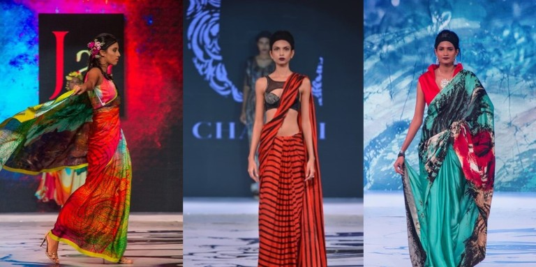 Sáris - Sri Lanka - Colombo Fashion Week
