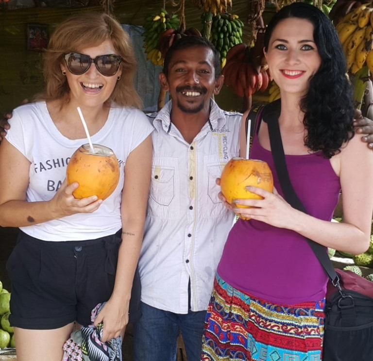 Fernanda Prats - Alice Luker - Tambili - Sri Lanka