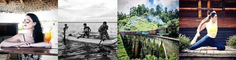 Trabalho de Alicer Luker (Style in Sri Lanka)