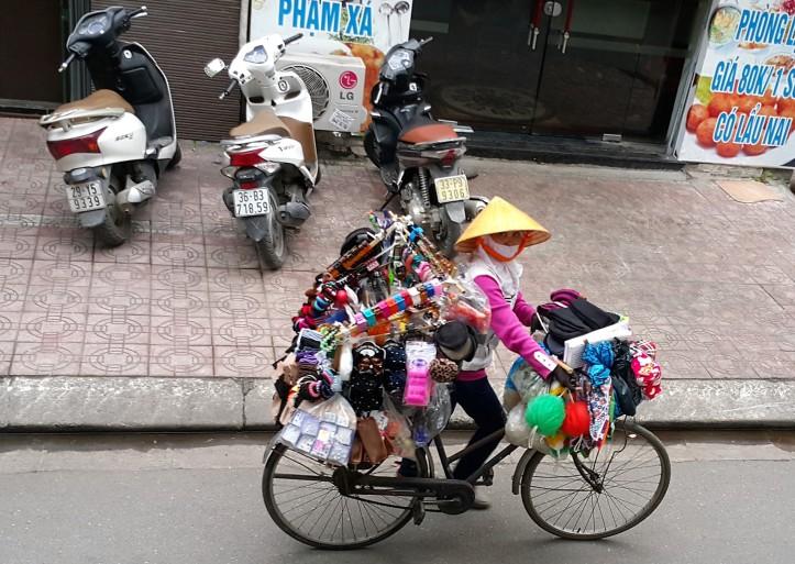tradicional chapéu vietnamita @pratserie
