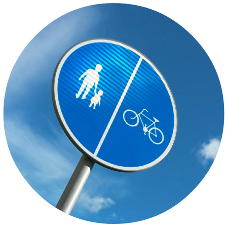 bike-lane-sign