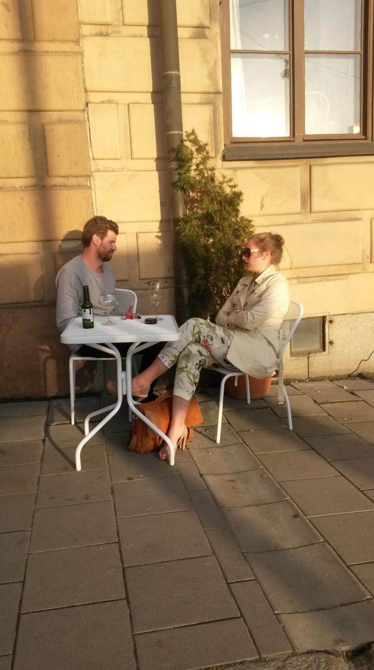 Summertime - Stockholm @pratserie