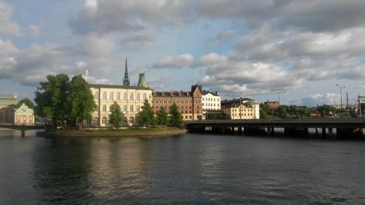 Summer in Stockholm @pratserie