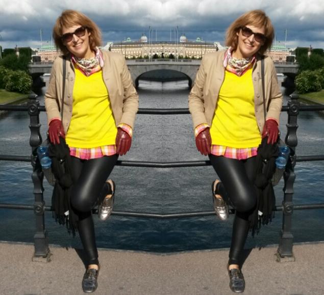 Fernanda Prats - trip to Stockholm @pratserie