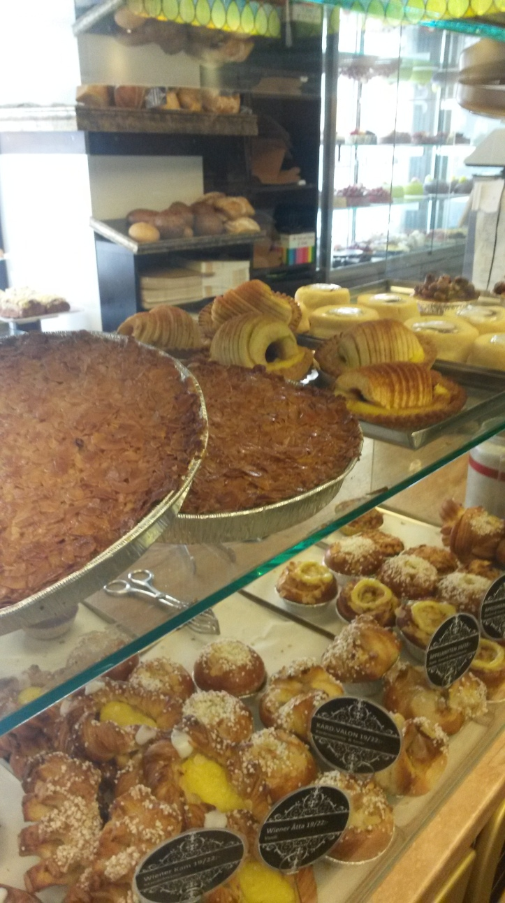 Sweets - Stockholm @pratserie