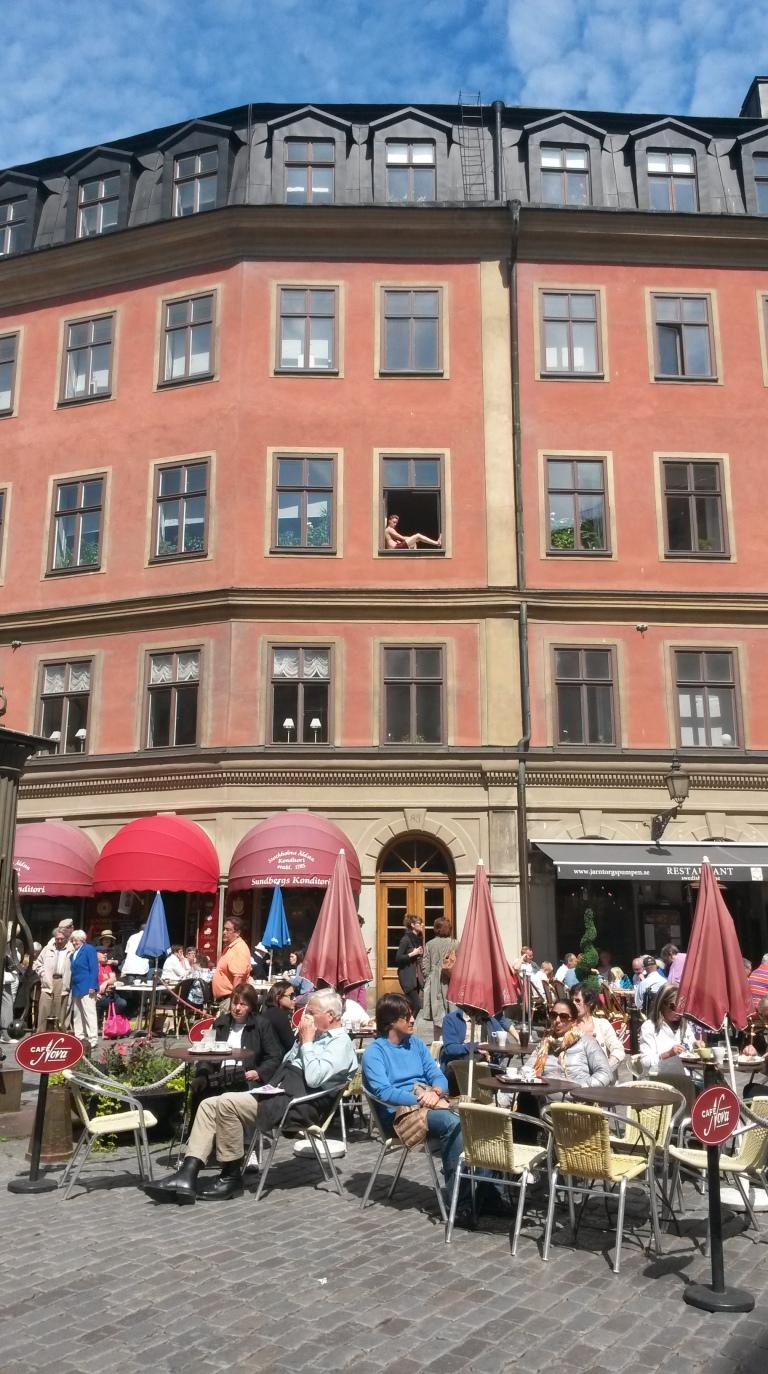 Summer in Stockholm Stockholm @pratserie