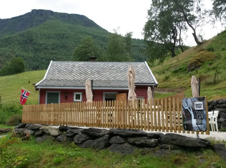 tipical scandinavian restauran, Flam, Norway, by fernanda Prats