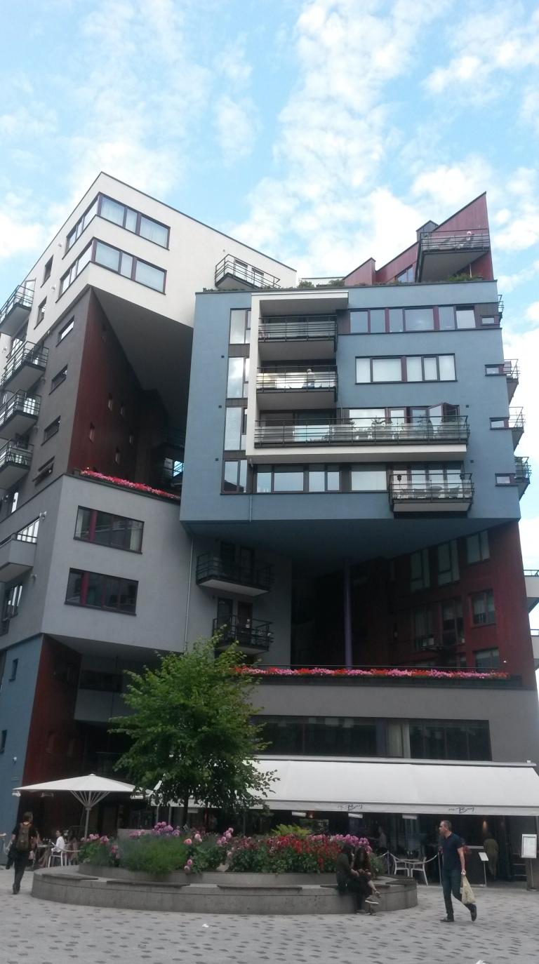Moderna arquitetura escandinava, Oslo, Noruega, por Fernanda Prats