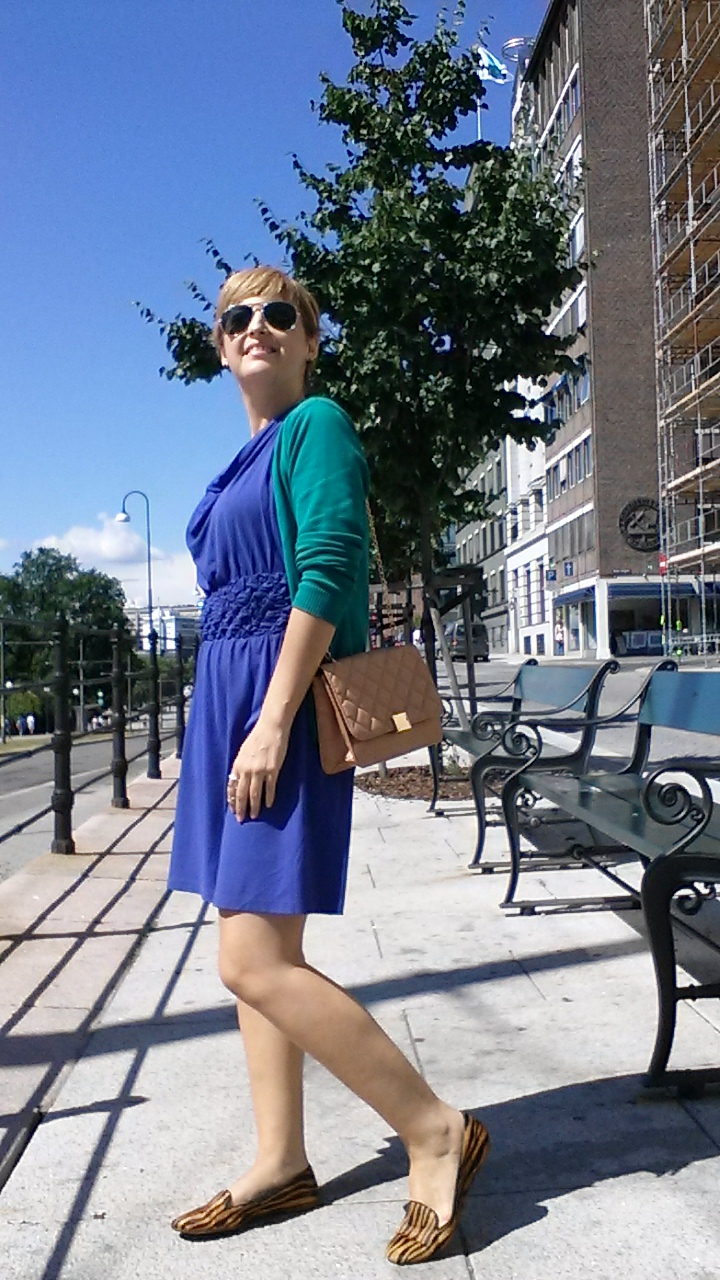 Scandinavian trip - travel outfit - Oslo, Norway by fernanda Prats
