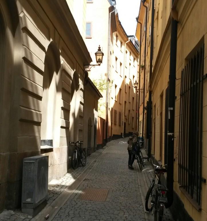 streets of Gamla Stan - Stockholm @pratserie
