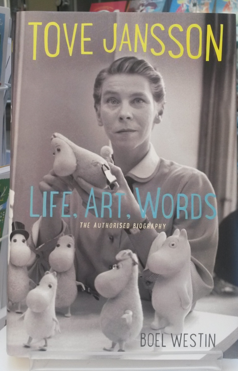 Tove Jansson - Life. Art. Words @pratserie