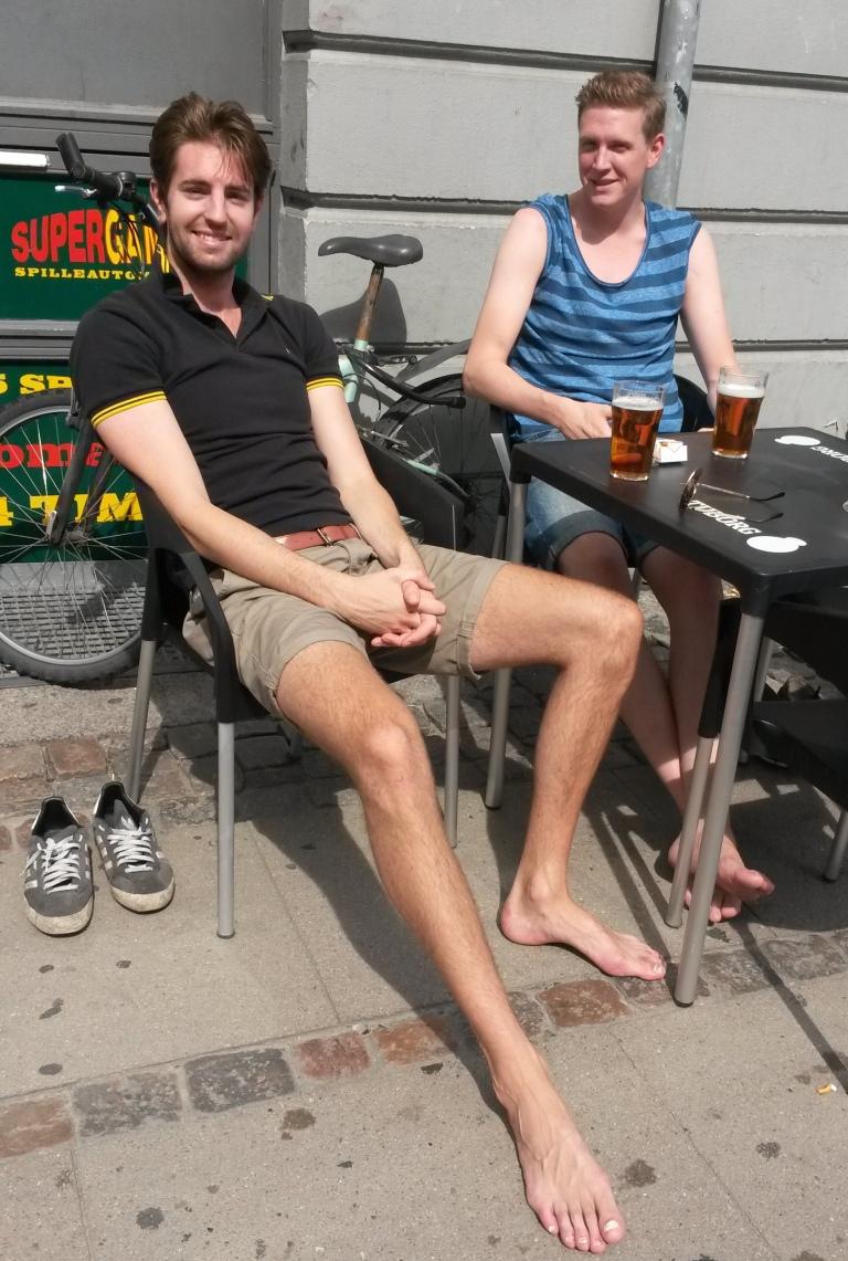 Barefoot in Copenhagen @pratserie
