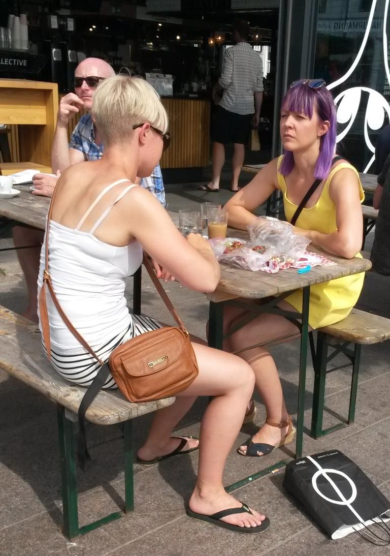 Hair trends Copenhagen @pratserie
