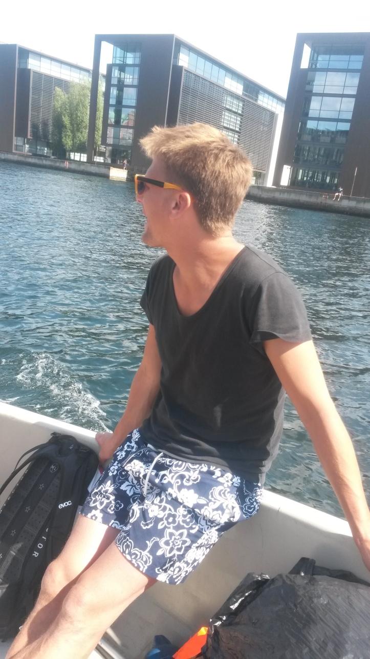 Boat ride - Copenhagen @pratserie