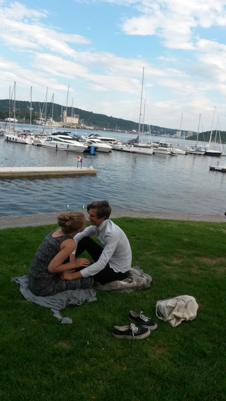 Picnic in Oslo - Norway @pratserie