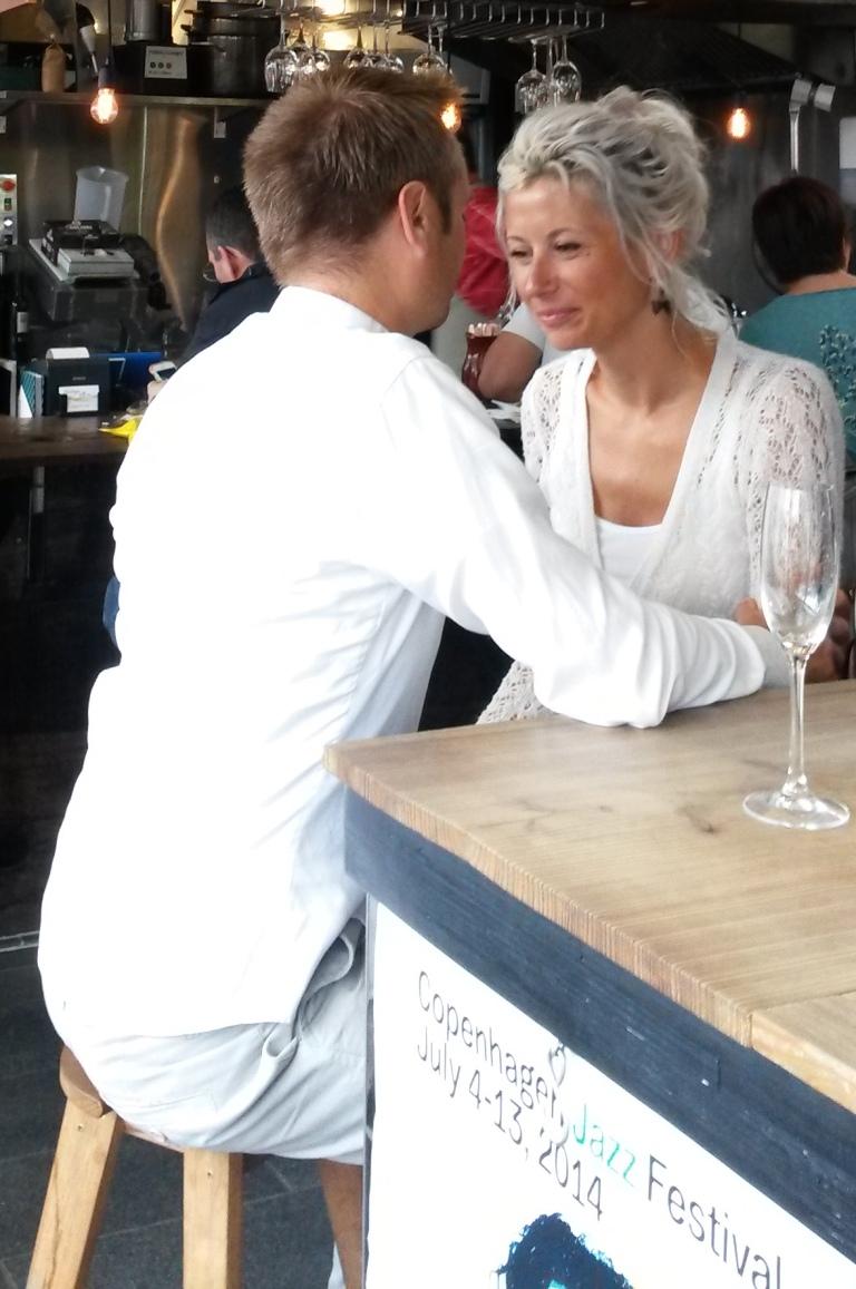 white monochromatic outfit - Copenhagen @pratserie