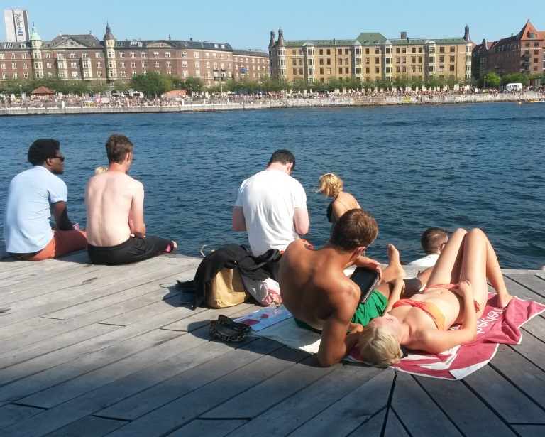 Summertime in Copenhagen @pratserie