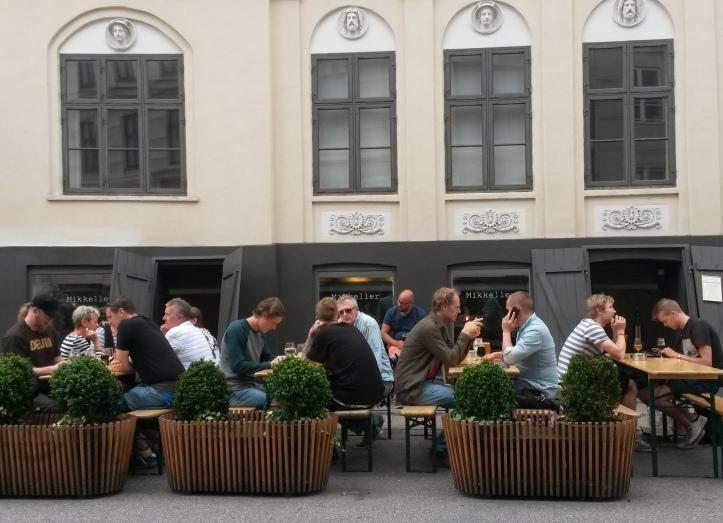 Copenhagen @pratserie