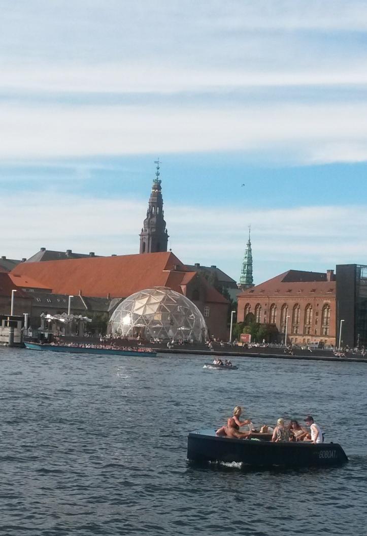 Boat rentals in Copenhagen @prtaserie
