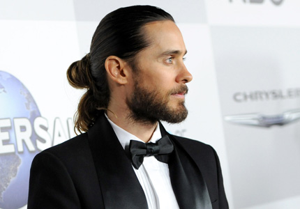 Jared Leto hairstyle