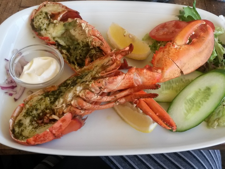 Lobster - Copenhagen @pratserie