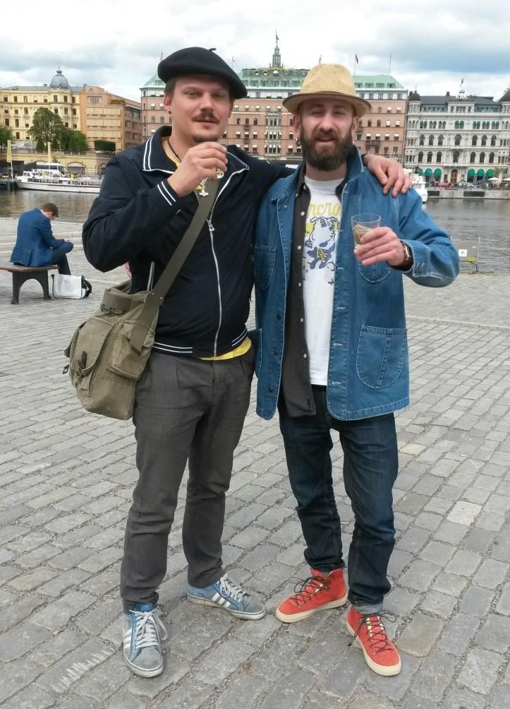 Scandinavian style - Sweeden @pratserie
