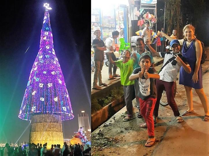 Natal no Sri Lanka