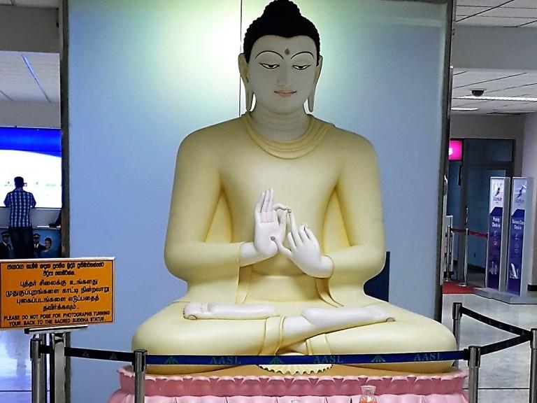 Aeroporto de Colombo (Sri Lanka)