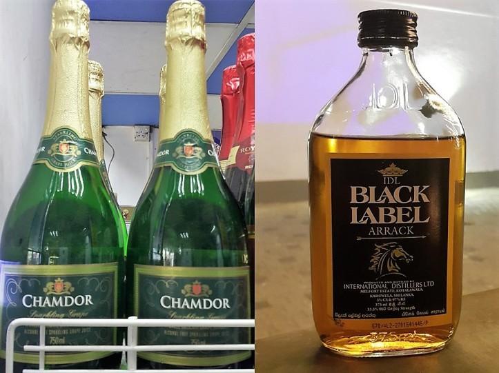 Embalagens fake imitando marcas famosas | Foto: @pratserie