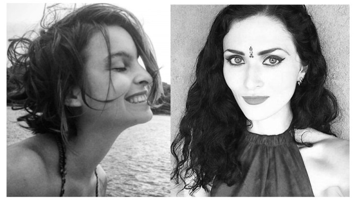 Maira Gouveia e Alice Luker - Pratserie