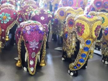 Elephant spuvenirs from Sri Lanka