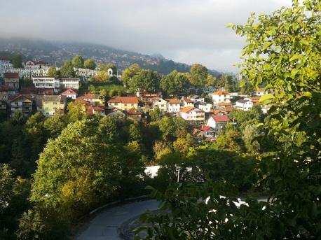 Sarajevo @pratserie